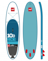 Paddleboards SUP - RobFin und RED